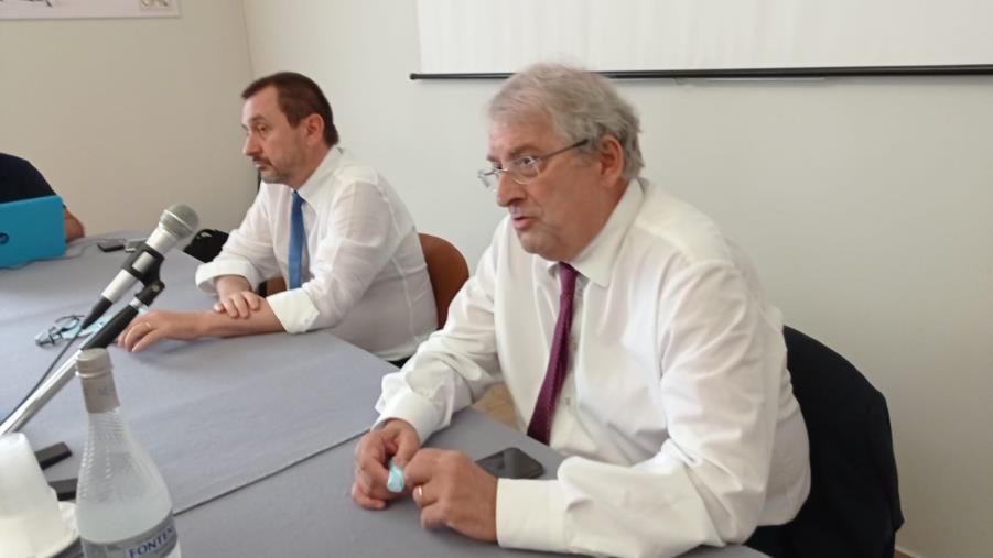 images Regionali. Ernesto Magorno fa un passo indietro e ritira la candidatura a governatore della Calabria