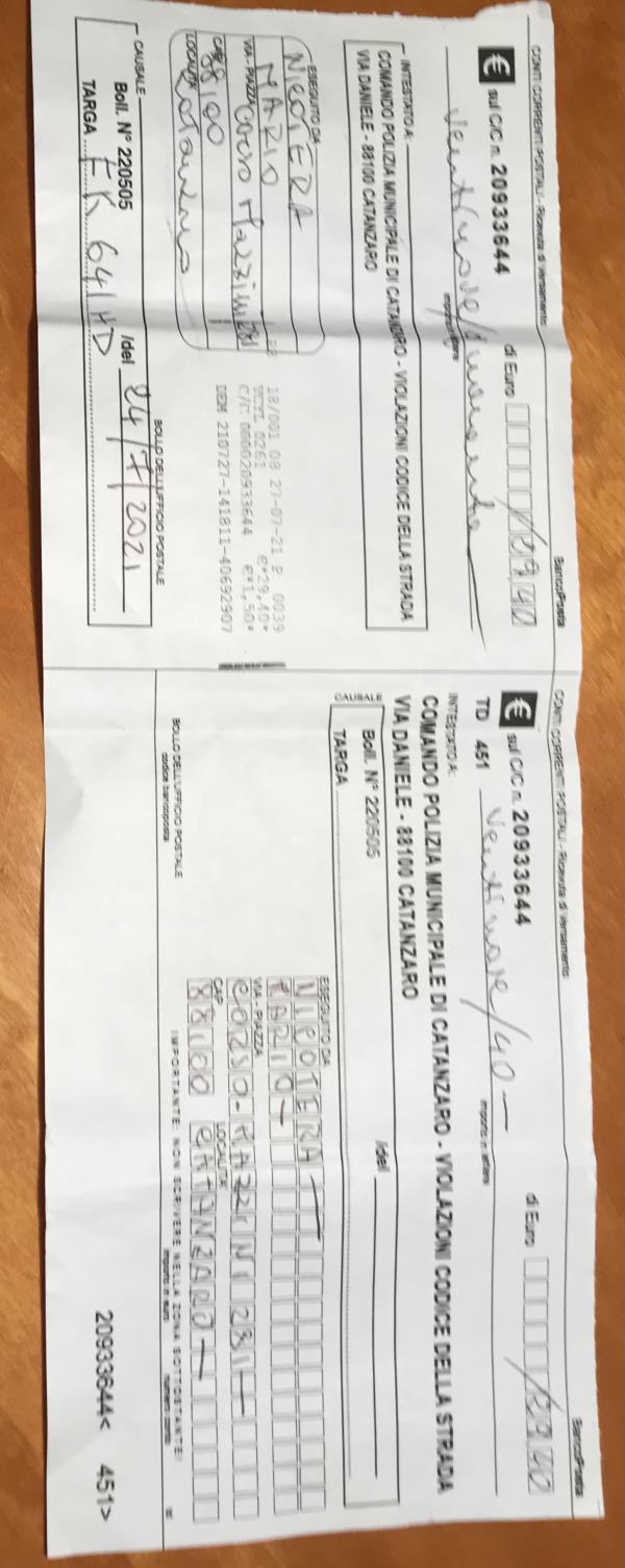 """images Catanzaro. Ascensori fuori uso e vigili in agguato in centro. Il dott Nicotera paga la multa e scrive a sindaco e comandante: """"Vergognatevi"""""""