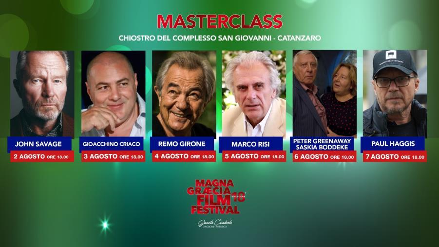 images MGFF. Masterclass d'eccezione: ospite il premio oscar Paul Haggis
