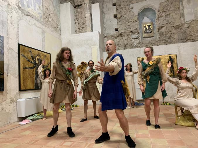 """images Tropea. """"L'Offerta musicale di Venezia"""" incanta il pubblico con la sua opera d'arte barocca"""