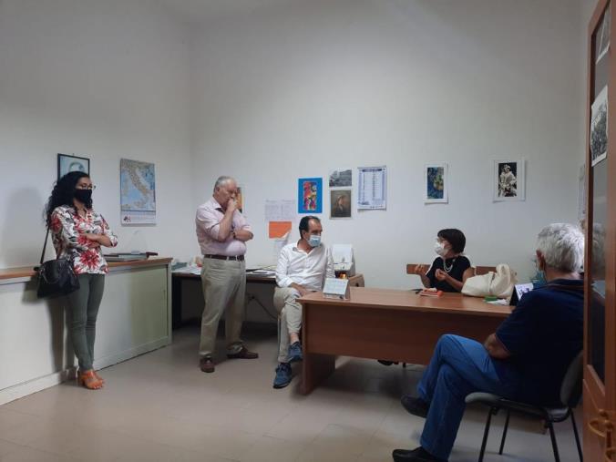 """images Il Comitato emergenza Sanità di Girifalco incontra Amalia Bruni e ribadisce le criticità del 118. Bruno: """"Ripristinare il servizio"""""""