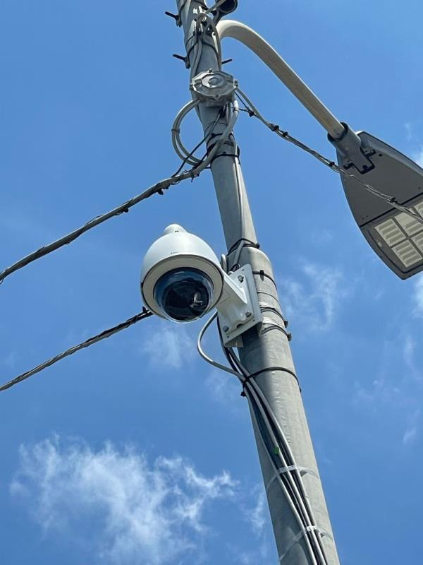images Catanzaro. Ripristinato il sistema di videosorveglianza nei punti 'sensibili' della città