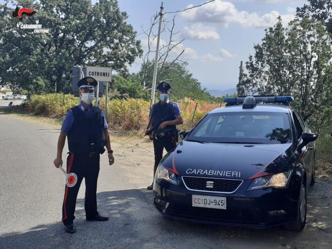 images Cotronei, ruba un'auto ma viene rintracciato dopo un'ora: arrestato un 30enne