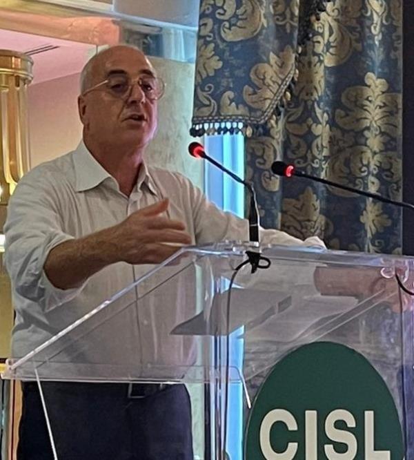 """images Emergenza incendi. Russo (Cisl Calabria) sollecita """"un Piano per la montagna calabrese e il consolidamento del territorio"""""""
