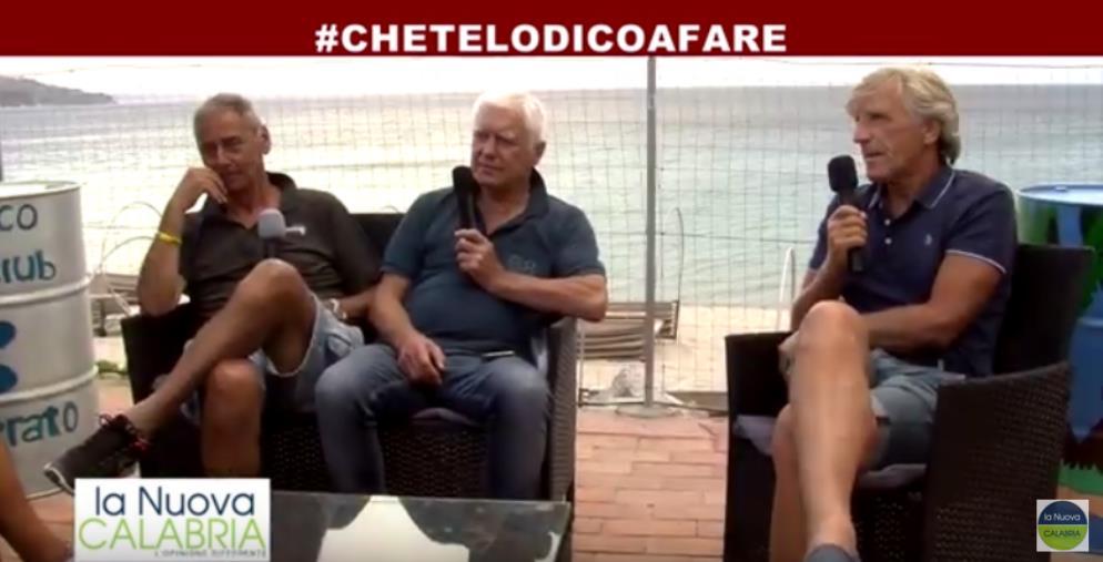 images #Echetelodicoafare. Leggende del Catanzaro edition: la prima parte con Banelli, Nicolini e Silipo