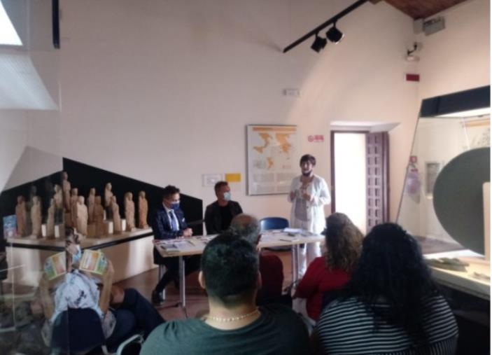images Vibo Valentia. Programmazione e condivisione nel primo Consiglio Epli Calabria