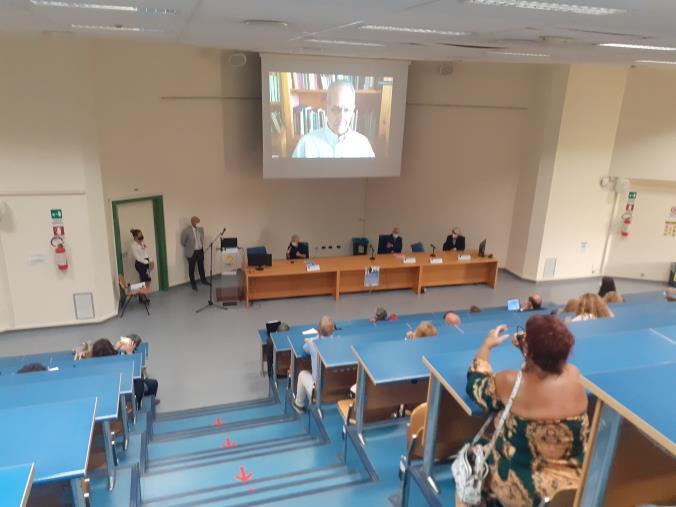 images L'Umg ricorda il professor Mattace, scomparso vent'anni fa e mai dimenticato tra le aule dell'università