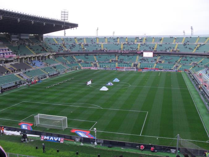 images Palermo e Catanzaro in campo alle 14.30: formazioni ufficiali
