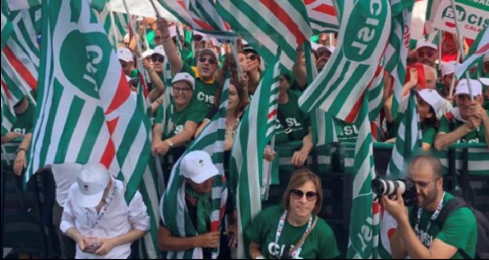 """images Tirocini inclusione, Cisl Calabria e FeLSA Cisl Calabria: """"La Giunta regionale acceleri al massimo i tempi"""""""