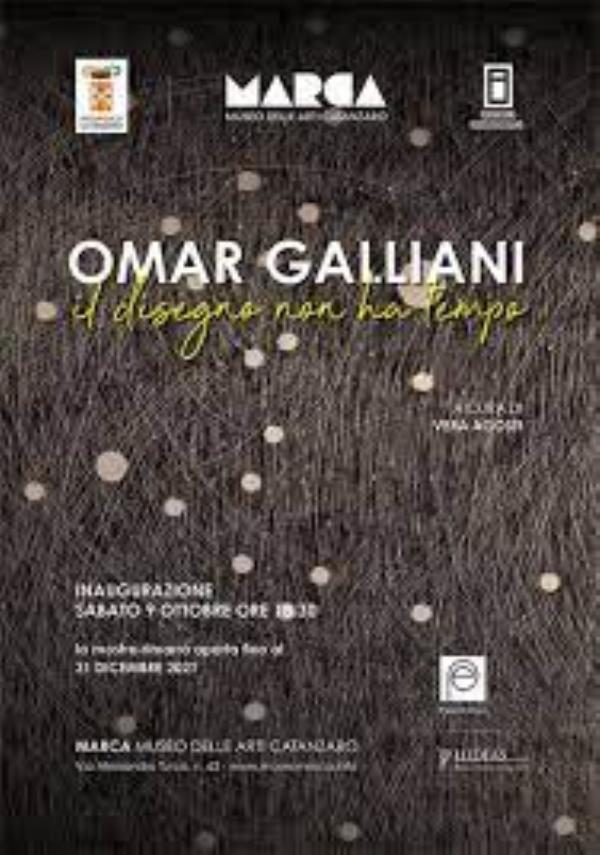 """images Catanzaro. Al Marca il 9 ottobre al via la personale di Omar Galliani """"Il disegno non ha tempo"""""""