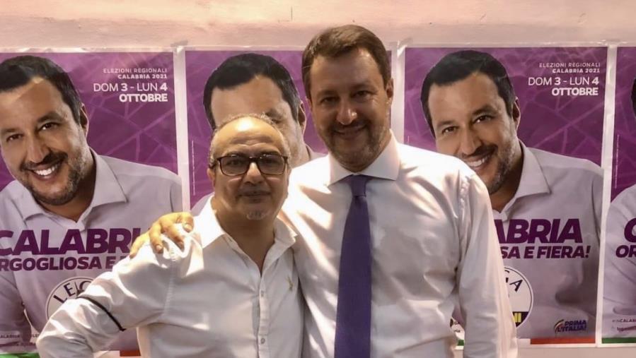 """images Recupero (Lega): """"Congratulazioni al  nostro neo consigliere regionale Giuseppe Gelardi"""""""