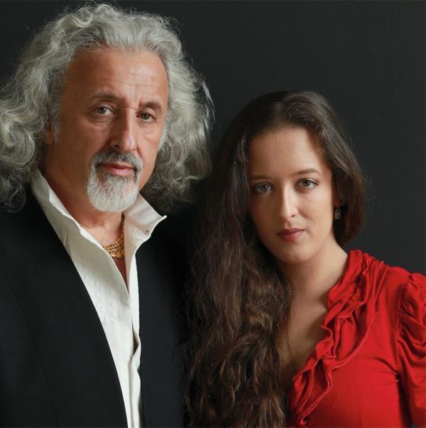 images A MusicaAma Calabria la leggenda vivente Mischa Maisky e sua figlia Lily: stasera, a Lamezia Terme di scena la grande musica