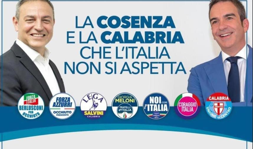 images Elezioni a Cosenza. La Lega a sostegno di Francesco Caruso