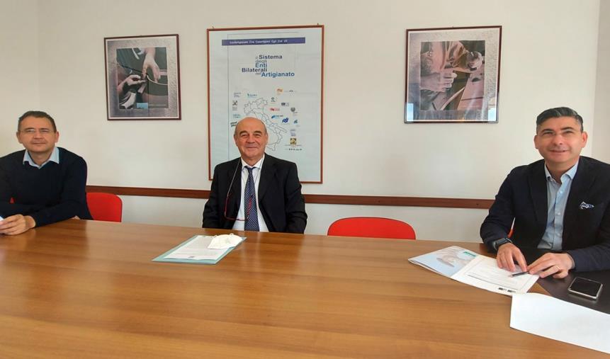 """images Artigianato. Banca d'Italia accredita un miliardo e mezzo di euro. Ebac: """"Soddisfatti per i lavoratori"""""""