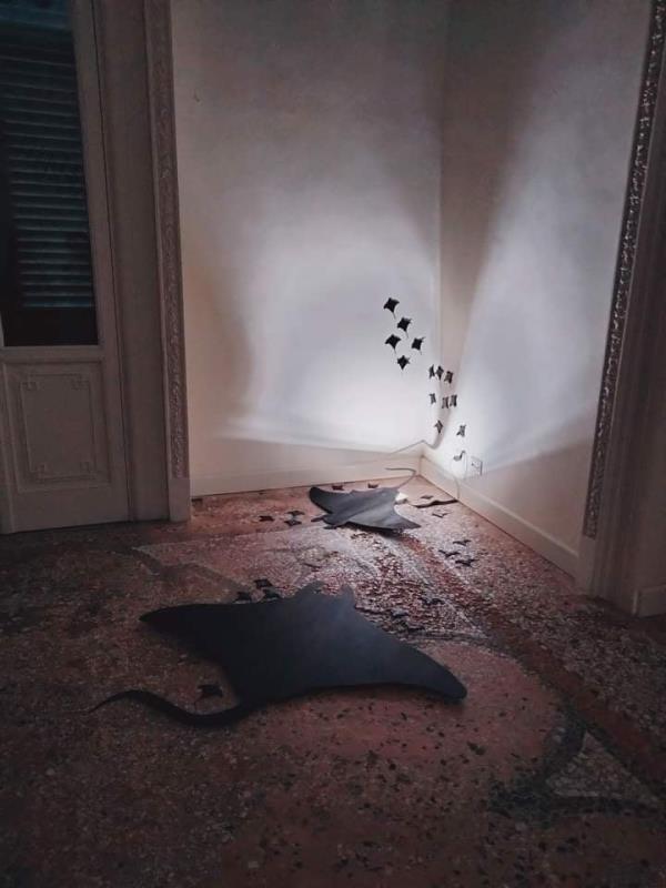"""images Cosenza. Arte, con """"Utopie. Natura incondizionata"""" l'ABA di Catanzaro espone a Villa Rendano"""