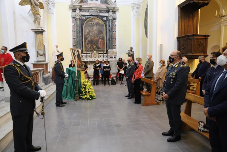 images La Guardia di Finanza di Catanzaro celebra il santo patrono San Matteo