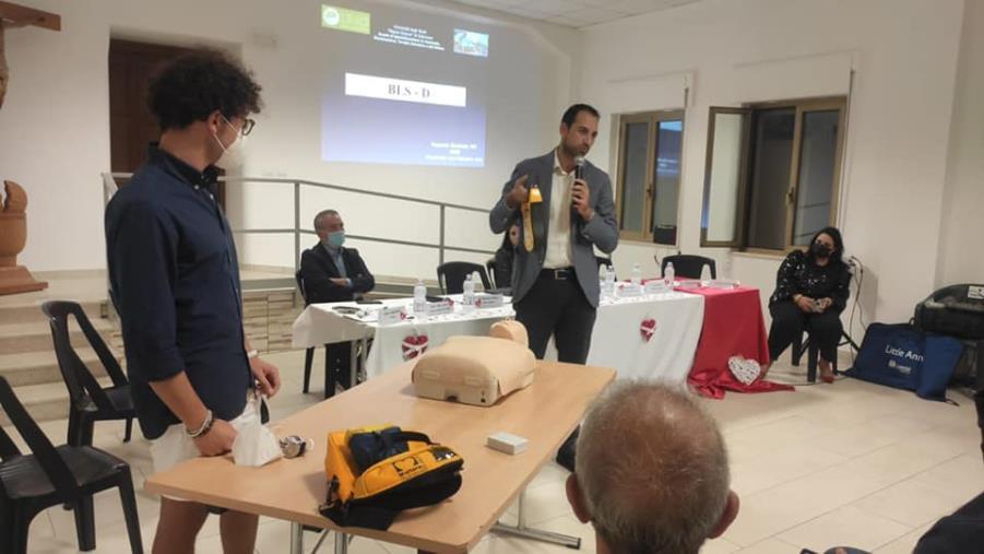 """images Bilancio positivo per la I edizione della """"Giornata mondiale del cuore"""" a Girifalco: 100 gli esami effettuati"""