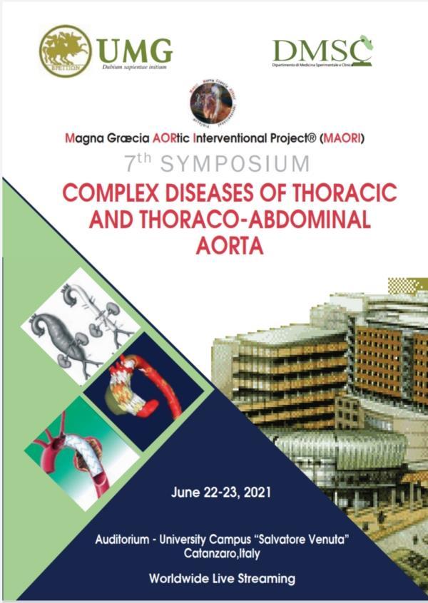 images A Catanzaro VII Simposio internazionale sulle patologie aortiche complesse
