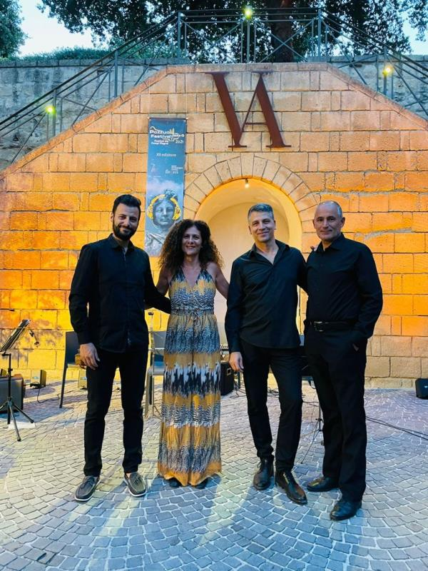 images Festival d'Autunno, serata dedicata a Luis Bacalov e Astor Piazzolla con i Classic Movies Quartet