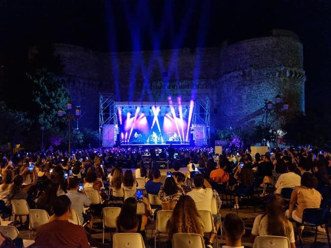 images Fatti di Musica 2021: sold out di Aiello anche a Reggio Calabria
