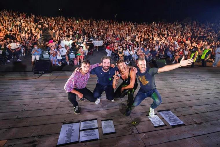 images Fatti di musica 2021: domani sera Aiello e giovedì Michelin in piazza Castello
