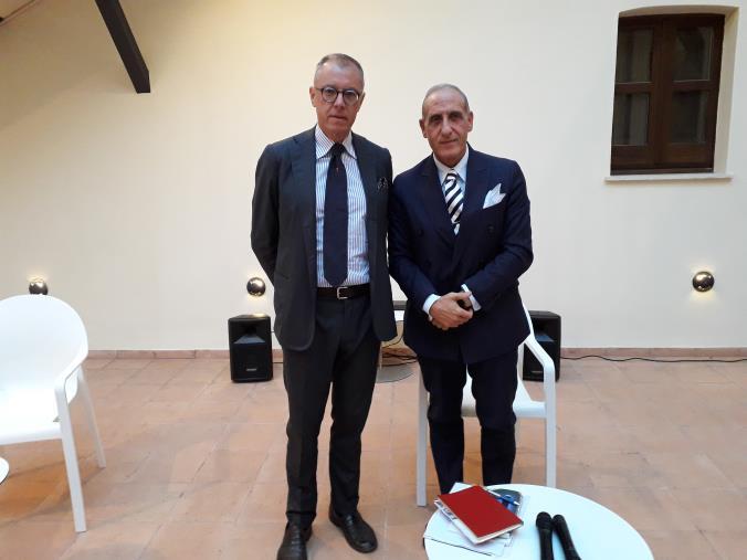 images Catanzaro per nuova filosofia museologica: presentato al Marca il libro di Domenico Piraina