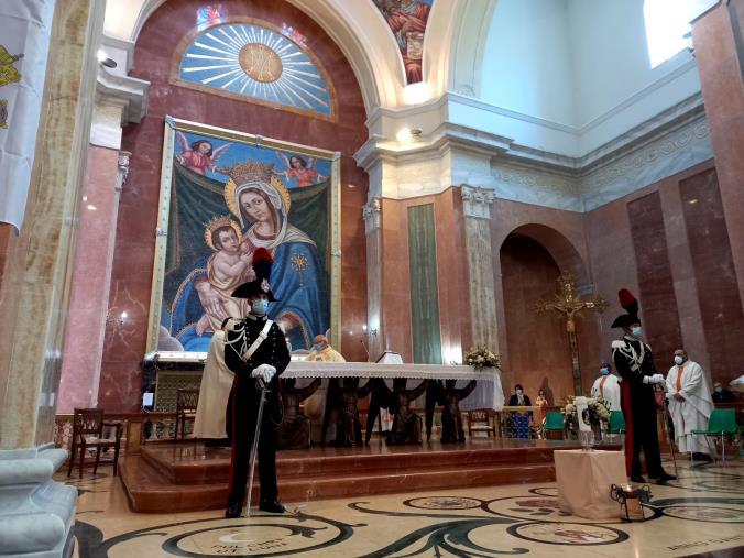 images Gimigliano. Conclusi al Santuario i festeggiamenti per la Madonna di Porto