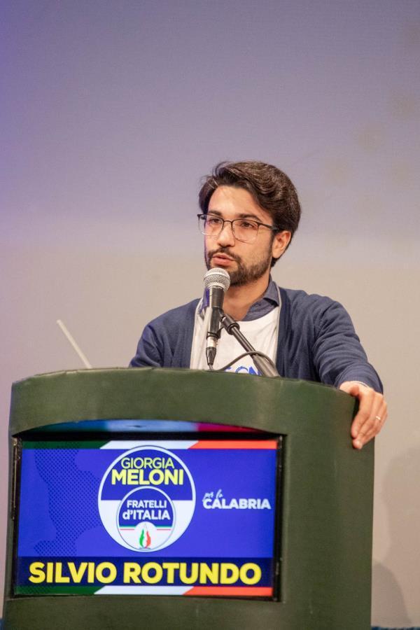 """images Gioventù Nazionale. Silvio Rotundo nominato nella direzione nazionale: """"A tutti i miei coetanei: siate parte attiva nel cambiamento"""""""