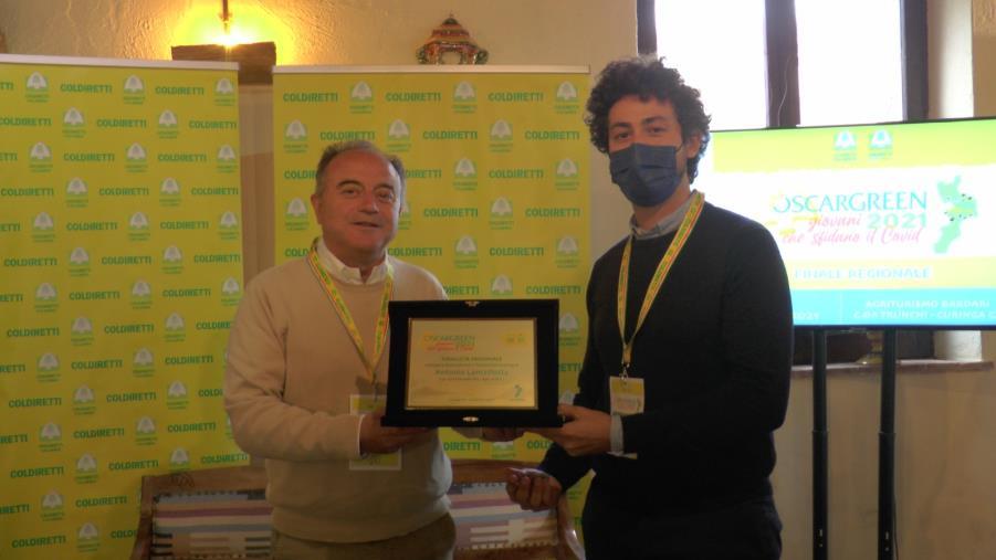 images Oscar Green Coldiretti, premiati 6 imprenditori agricoli under 40