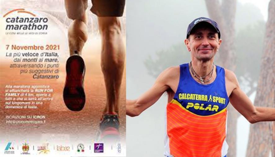 images Lab32 presenta la Caffè Guglielmo Catanzaro Marathon patrocinata dal Comune