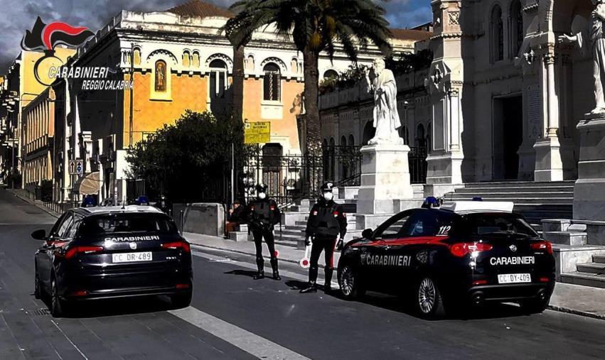 images Reggio Calabria, è stretta sui furti: tre arresti