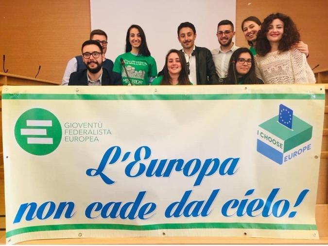 """images Il Movimento Federalista Europeo di Vibo Valentia e 4 Comuni chiedono la """"liberazione di Patrick Zaky"""""""