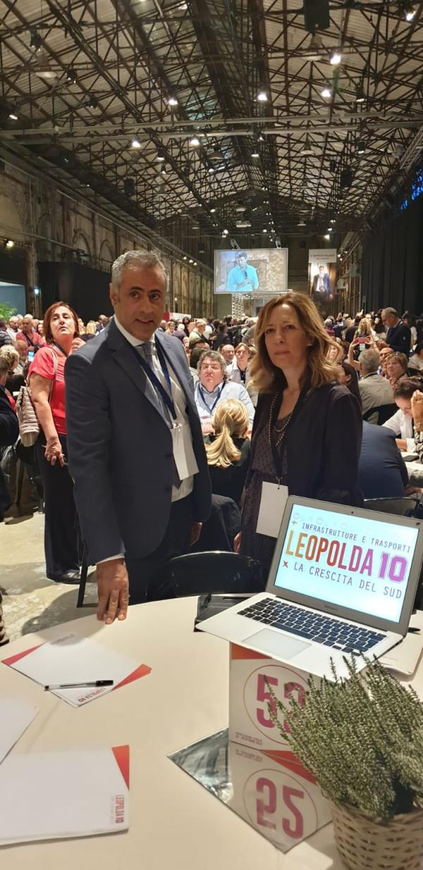 images Catanzaro. Martedì scorso la prima assemblea provinciale di Italia Viva. Viapiana suona la carica