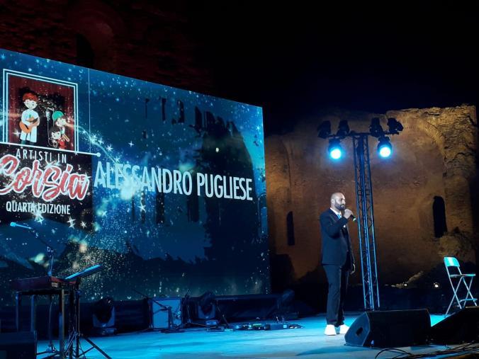 """images Solidarietà in musica e parole con la quarta edizione di """"Artisti in corsia"""": il resoconto serata di ieri"""