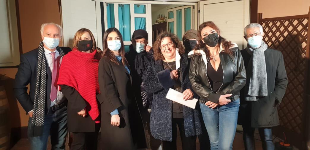 """images FederAnziani Calabria lancia l'appello su Rete4: """"Si faccia presto con i vaccini"""""""