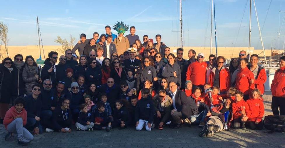 images Vela, finale da urlo per l'International Carnival Race 2020 a Crotone