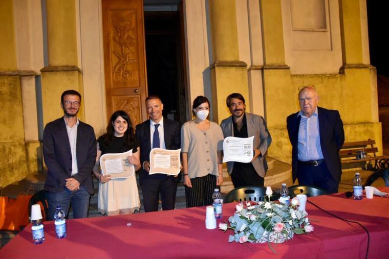 """images Legalità. Incontro del procuratore Falvo a Rombiolo: al pm il premio """"Telaio 2021"""""""