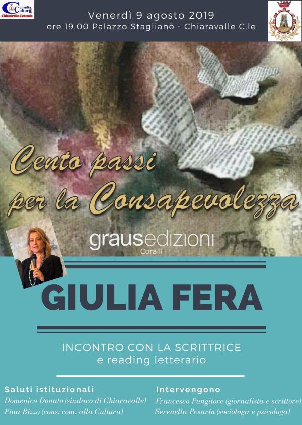 images Chiaravalle Centrale, doppio appuntamento con i libri a Palazzo Staglianò