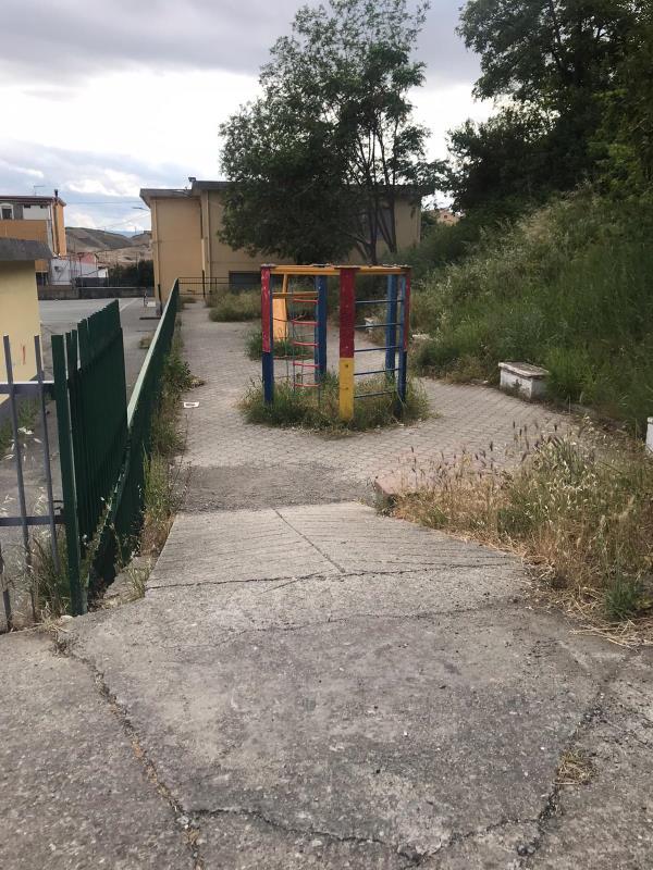 """images Catanzaro. Degrado al centro sociale """"Fasano"""". Costanzo: """"Meravigliosa struttura abbandonata al suo destino"""""""