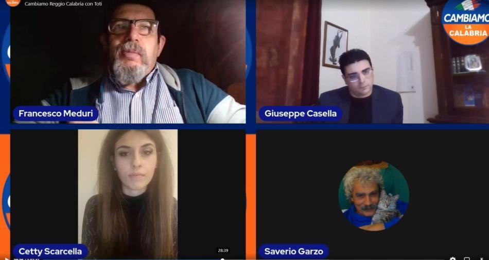 """images """"Cambiamo!"""" Reggio Calabria si incontra sul tema """"Cronaca di un territorio dimenticato: la Piana di Gioia Tauro e i Paesi più interni"""""""