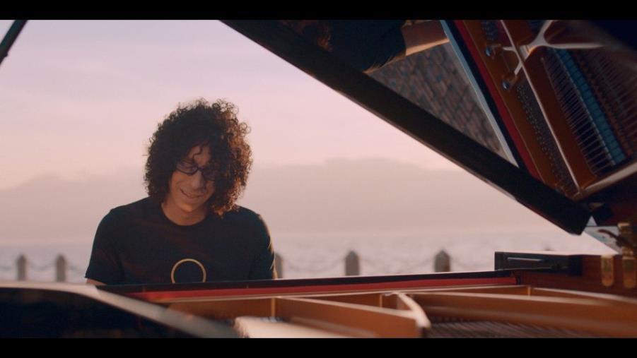 images Il nuovo videoclip di Giovanni Allevi, finanziato dalla Calabria Film Commission