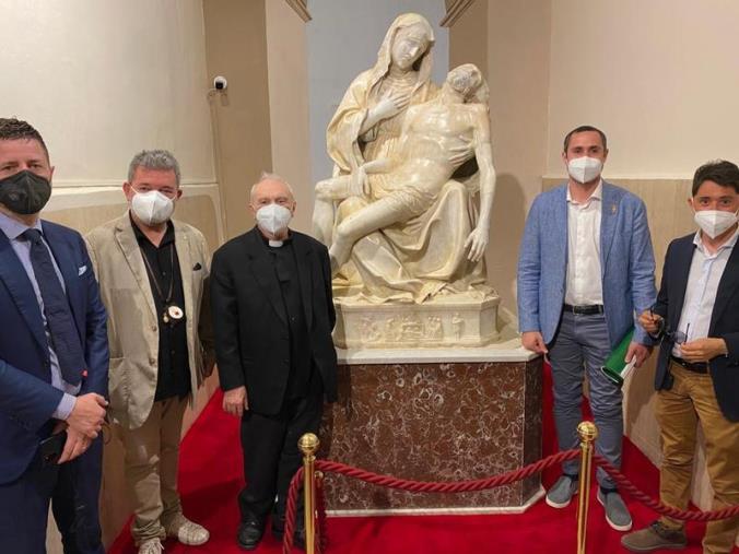 images Soverato. Anniversario Pietà di Gagini