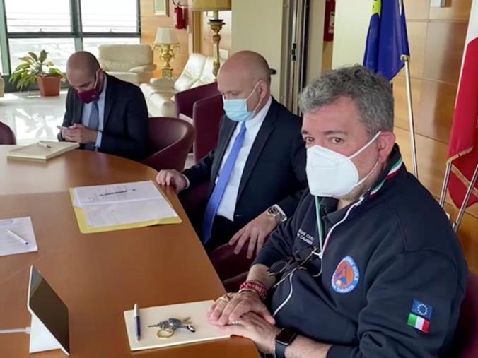 images La Regione approva l'accordo per la realizzazione della nuova sede del Comando carabinieri di Tropea