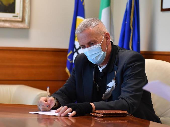 """images Sorical, De Caprio: """"Con Multiutility si porterà benessere e sviluppo per il popolo calabrese"""""""