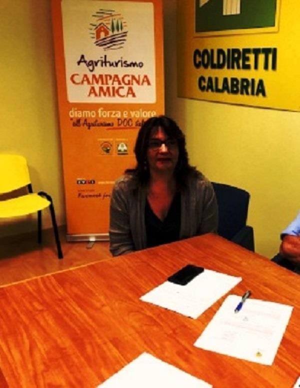 """images Coldiretti Calabria: """"Luglio e agosto salite le presenze negli agriturismi"""""""