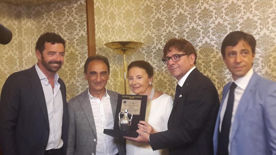 """images Premio """"Impresa e Rappresentanza"""": la prima edizione onora la memoria di Vincenzo Fagà"""
