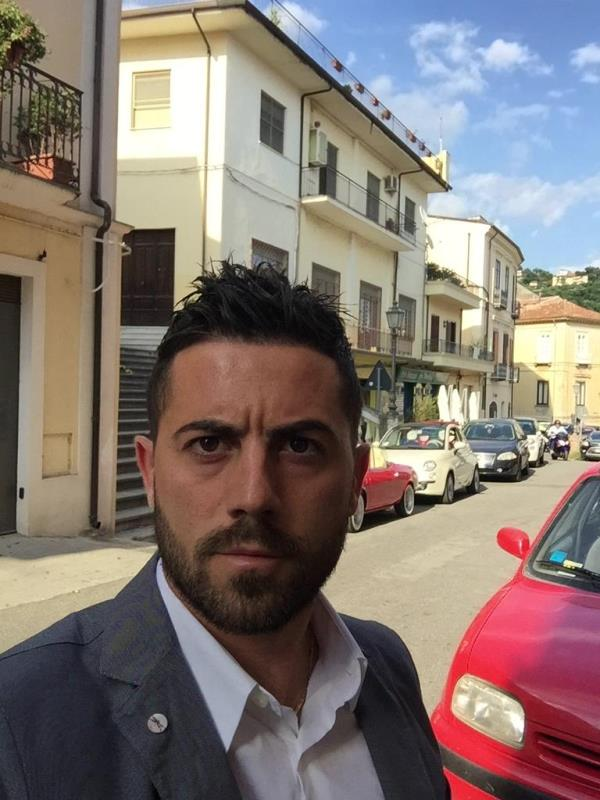 """images Regionali. L'imprenditore catanzarese Alex Iuliano si candida con l'Udc: """"Intendo essere tra la gente e per la gente"""""""