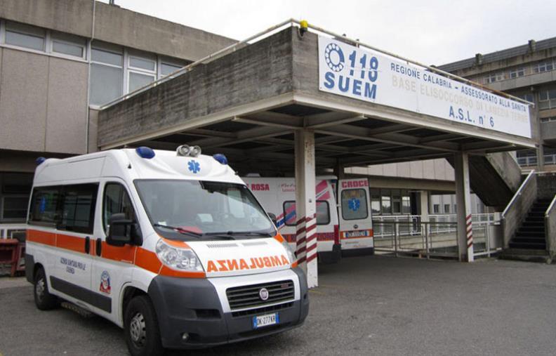 images Lamezia Terme, 67enne in prognosi riservata dopo incidente in via Scarpino