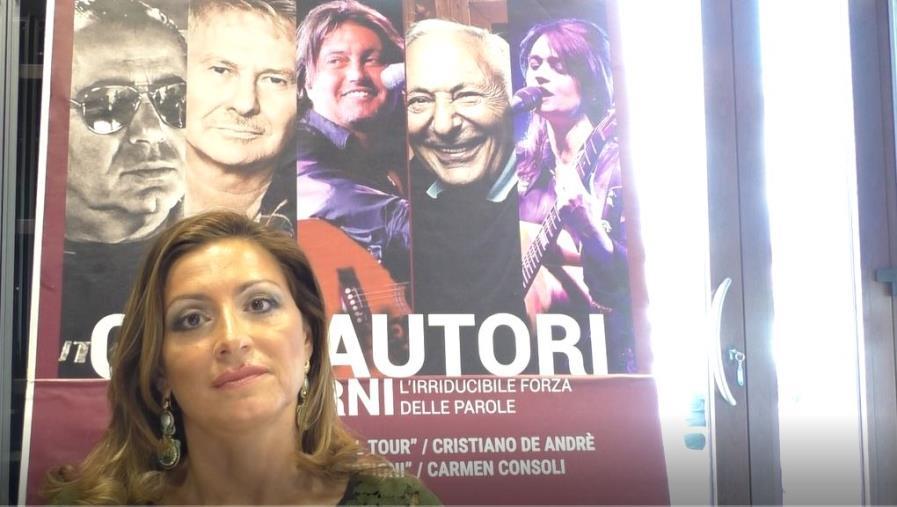 images La passione che diventa sfida vincente, Antonietta Santacroce racconta il suo Festival d'autunno (VIDEO)