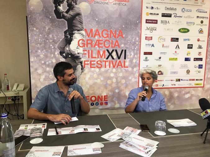 """images Fresi e Pannofino i protagonisti della terza giornata del Magna Graecia Film Festival. Questa sera il film """"Euforia"""""""